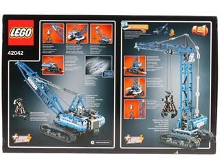 Конструктор LEGO Technic Гусеничный кран 42042