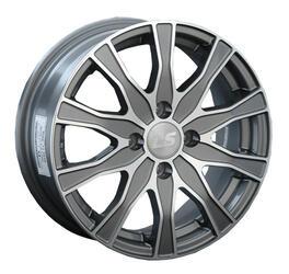 Автомобильный диск Литой LS 168 6x14 4/100 ET 39 DIA 73,1 GMF