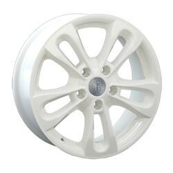 Автомобильный диск литой Replay H12 6,5x16 5/114,3 ET 45 DIA 64,1 White