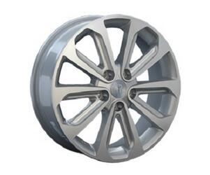 Автомобильный диск литой Replay NS69 6,5x17 5/114,3 ET 45 DIA 66,1 Sil