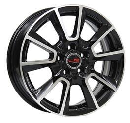 Автомобильный диск Литой LegeArtis Concept-SK501 6x15 5/112 ET 47 DIA 57,1 BKF