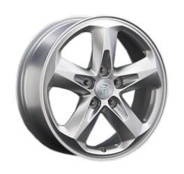 Автомобильный диск литой Replay FD32 6,5x16 5/108 ET 52,5 DIA 63,3 Sil