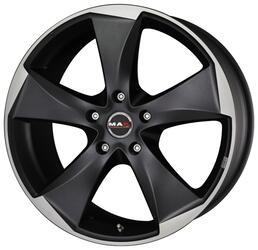 Автомобильный диск литой MAK Raptor5 9,5x20 5/120 ET 35 DIA 76 Ice Superdark