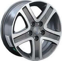 Автомобильный диск литой Replay SZ5 6,5x16 5/114,3 ET 45 DIA 57,1 GMF