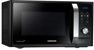 Микроволновая печь Samsung MG23F302TAK/BW черный