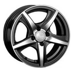 Автомобильный диск Литой LS 263 6x14 4/98 ET 35 DIA 58,6 GMF