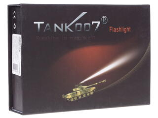 Фонарь TANK007 PT40