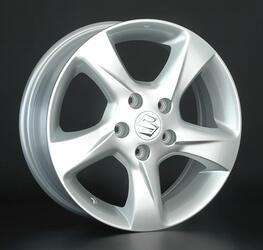 Автомобильный диск литой Replay SZ33 6x16 5/114,3 ET 50 DIA 60,1 Sil