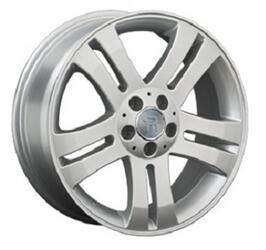 Автомобильный диск литой Replay MR51 8,5x19 5/112 ET 62 DIA 66,6 Sil