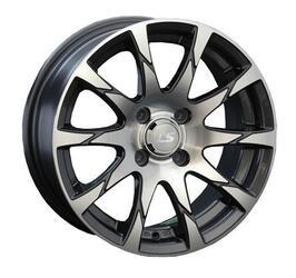 Автомобильный диск Литой LS 233 6,5x15 4/98 ET 32 DIA 58,6 GMF