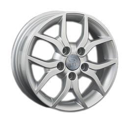 Автомобильный диск Литой Replay H63 5,5x15 5/114,3 ET 45 DIA 64,1 Sil