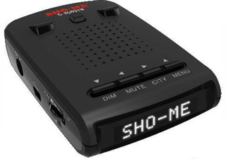 Радар-детектор Sho-Me G-900STR