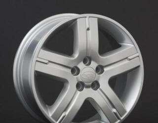 Автомобильный диск Литой LegeArtis SB5 6,5x16 5/100 ET 48 DIA 56,1 Sil