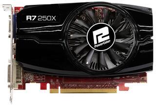 Видеокарта PowerColor AMD Radeon R7 250X [AXR7 250X 2GBD5-HE]