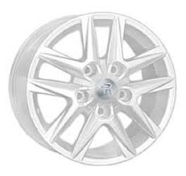 Автомобильный диск литой Replay TY102 8x18 5/150 ET 60 DIA 110 White
