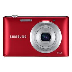 Компактная камера Samsung ST72 красный