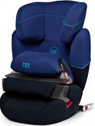 Детское автокресло Cybex Isis-Fix синий