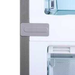 Холодильник с морозильником Liebherr CBNesf 5133-20 серебристый