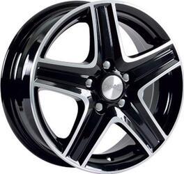 Автомобильный диск литой Скад Магнум 6x15 4/112 ET 45 DIA 67,1 Алмаз