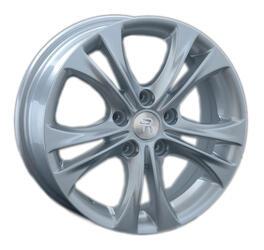 Автомобильный диск литой Replay KI72 6,5x16 5/114,3 ET 31 DIA 67,1 Sil