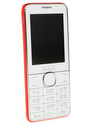 Сотовый телефон Alcatel OneTouch OT-2007D красный
