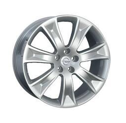 Автомобильный диск литой LegeArtis OPL31 8,5x19 5/120 ET 45 DIA 67,1 Sil