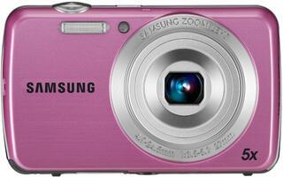 Цифровая камера Samsung PL20 Pink