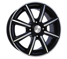 Автомобильный диск литой Скад Монако 5,5x14 4/112 ET 45 DIA 67,1 Алмаз