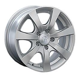 Автомобильный диск литой Replay OPL20 6,5x15 5/114,3 ET 43 DIA 57,1 Sil