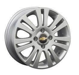 Автомобильный диск Литой Replay GN13 5,5x14 4/100 ET 49 DIA 56,6 Sil