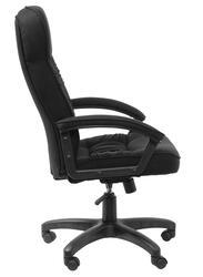 Кресло офисное Бюрократ T-9908AXSN черный