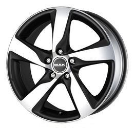 Автомобильный диск Литой MAK G-BURG W 7,5x17 5/108 ET 55 DIA 63,4 Ice Titan
