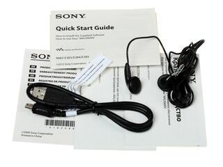 Мультимедиа плеер Sony NWZ-E384 черный