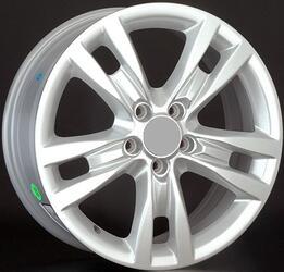 Автомобильный диск литой LegeArtis FD61 7x17 5/108 ET 50 DIA 63,3 Sil