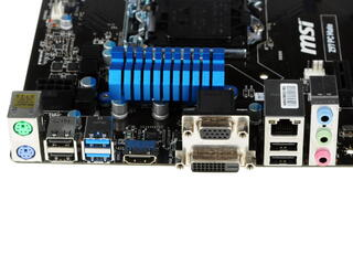 Материнская плата MSI Z97 PC Mate