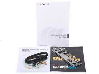 Материнская плата GIGABYTE GA-B85M-D2V