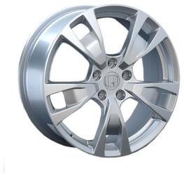 Автомобильный диск литой Replay H27 7,5x18 5/114,3 ET 55 DIA 64,1 Sil