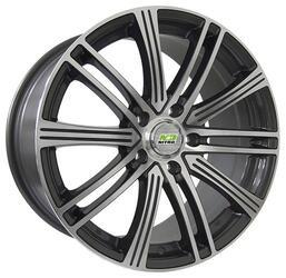 Автомобильный диск литой Nitro Y292 6,5x15 5/114,3 ET 45 DIA 73,1 BFP