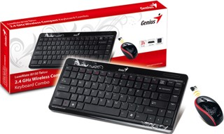 Клавиатура+мышь Genius Luxemate T830