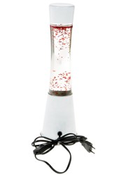Светильник декоративный Старт Сириус красный, серебристый