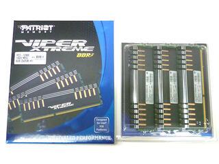 Оперативная память Patriot Viper Extreme 6 Гб