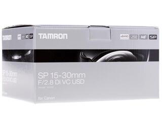 Объектив Tamron SP 15-30mm F2.8 Di VC USD