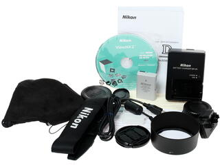 Зеркальная камера Nikon DF Kit 50mm черный