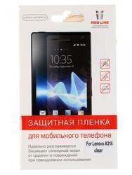 "4""  Пленка защитная для смартфона Lenovo А316i"