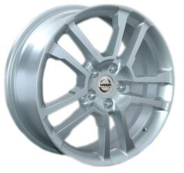 Автомобильный диск литой Replay NS61 7,5x18 5/114,3 ET 50 DIA 66,1 Sil