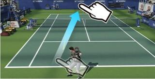 Игра для PS Vita Virtua Tennis 4 Мировая серия