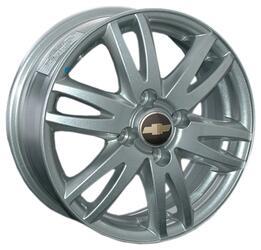 Автомобильный диск Литой Replay GN37 5,5x14 4/100 ET 45 DIA 56,6 Sil