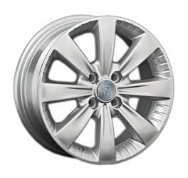 Автомобильный диск литой Replay NS132 6x15 4/100 ET 50 DIA 60,1 Sil