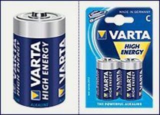 Батарейка Varta High Energy