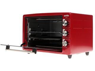 Электропечь Simfer М3224 красный